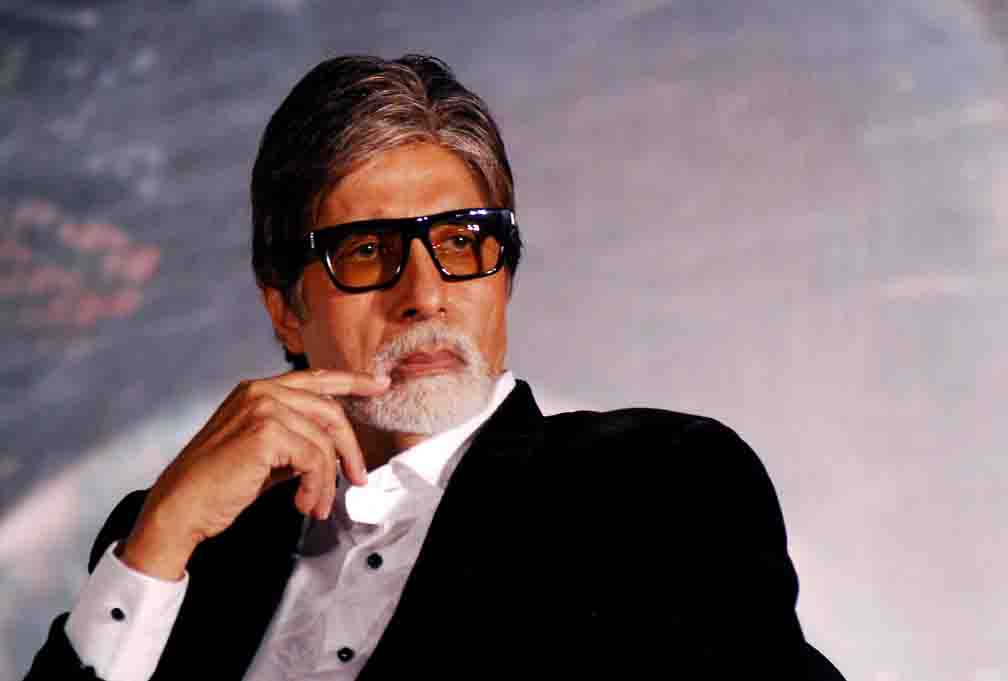 amitabh bachchan in so much admiration of new talent