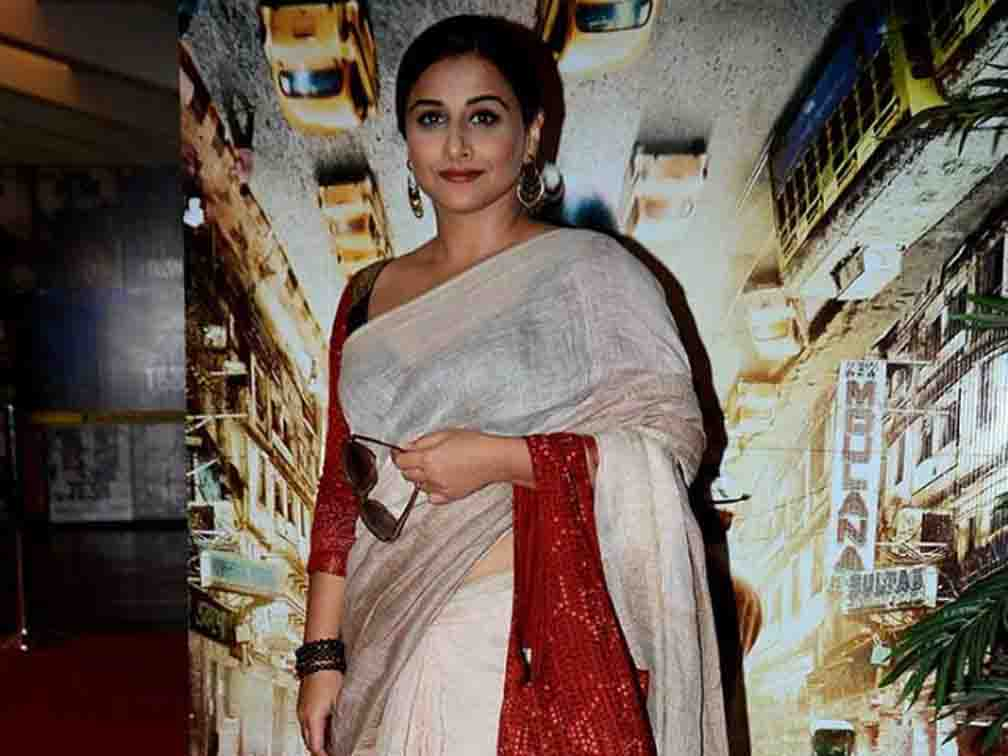 vidya balan says i dont get worried about the fate of a film anymore