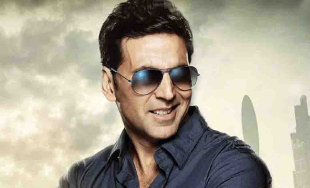 akshay kumar dont take shahrukh salman as competition