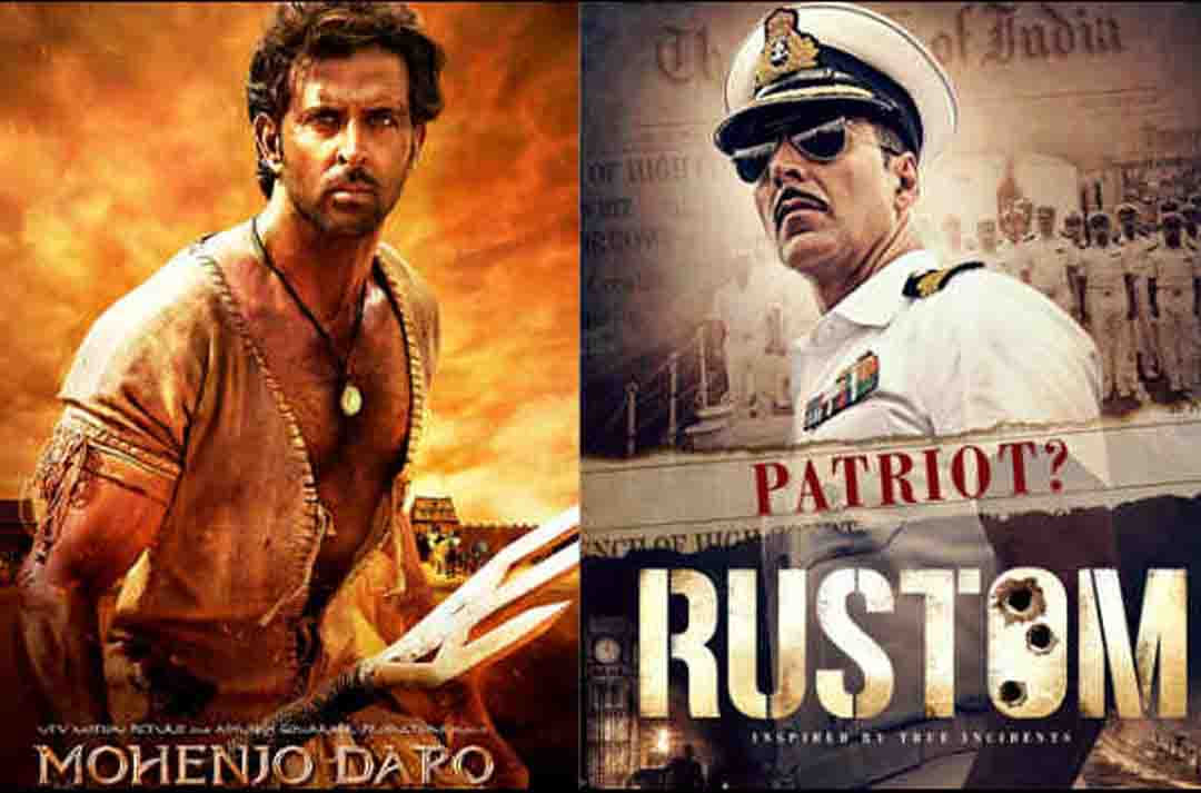Audience will love both films Rustom and the Mohenjodaro