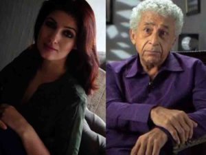 Twinkle Khanna slams Naseeruddin Shah for calling father Rajesh Khanna 'a poor actor'