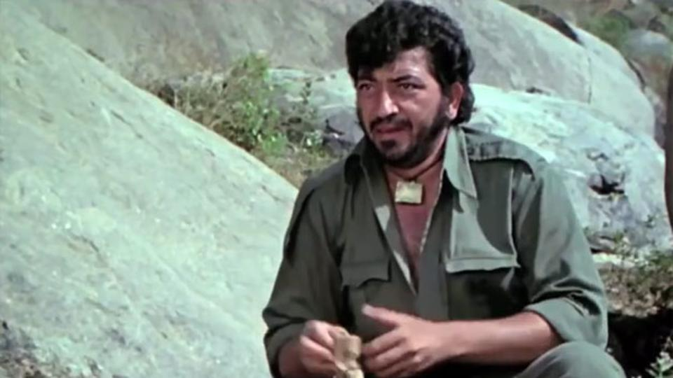 Sholey Film of Amjad Khan