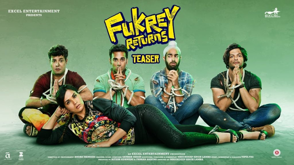 Fukrey Returns Film Review in Hindi