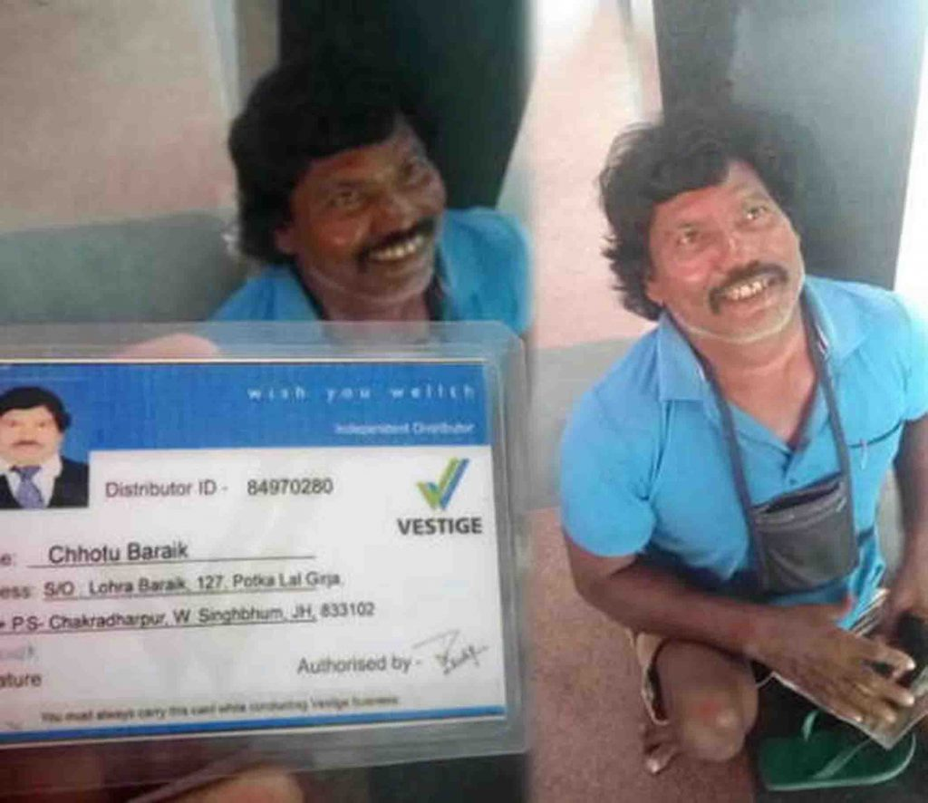This Beggar lives like the emperors with his 3 wives, know who is this