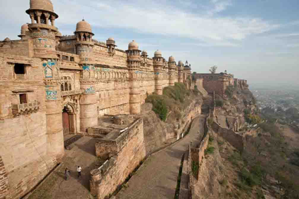 The interesting history of the Fort of Gwalior