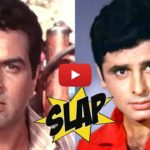 When Dharmendra puts on a slap Sanjay Khan, watch video