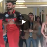 Cricketers Dance Video For IPL 2018 Promotion Virat Kohli, Chahal, McCullum, Brovo & Murali Vijay