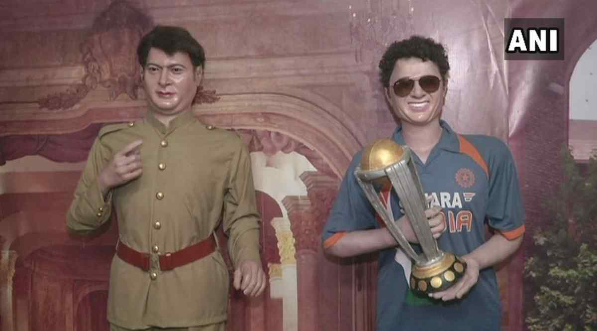 India has a wax museum, whose pictures are getting viral and joking is fun