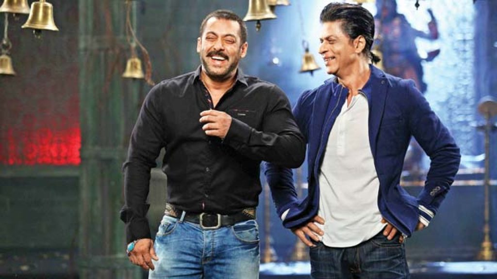 Salman and srk