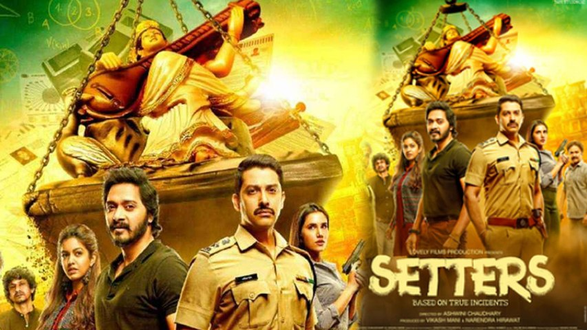 setters movie review ashwini chaudhary film setter is about a examination racket