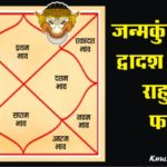 Rahu in Twelvth House in Hindi