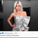 hollywood lady gaga tweeted sanskrit sloka viral on social media nodal
