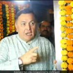 Rishi Kapoor Warns Media In Diwali Party