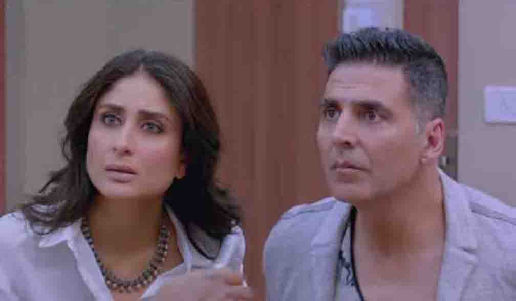Good Newwz Trailer Out Akshay Kumar Kareena kapoor starrer Film talked about ivf in comedy social dramma