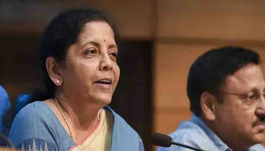 Sitharaman said that the amount spent in fighting the epidemic is under the purview of CSR