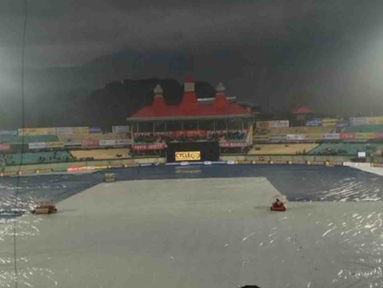 India vs South Africa 1st ODI: First ODI abandoned due to rain
