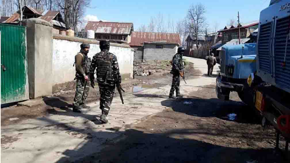 Jammu and Kashmir Four terrorists have been killed by security forces