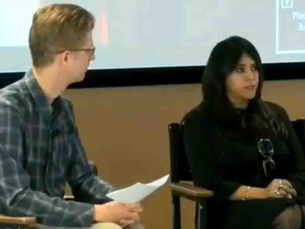 Ekta Kapoor came into the discussion by sharing a throwback video of Harvard University