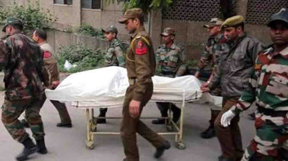 Five terrorists killed while infiltrating Kashmir