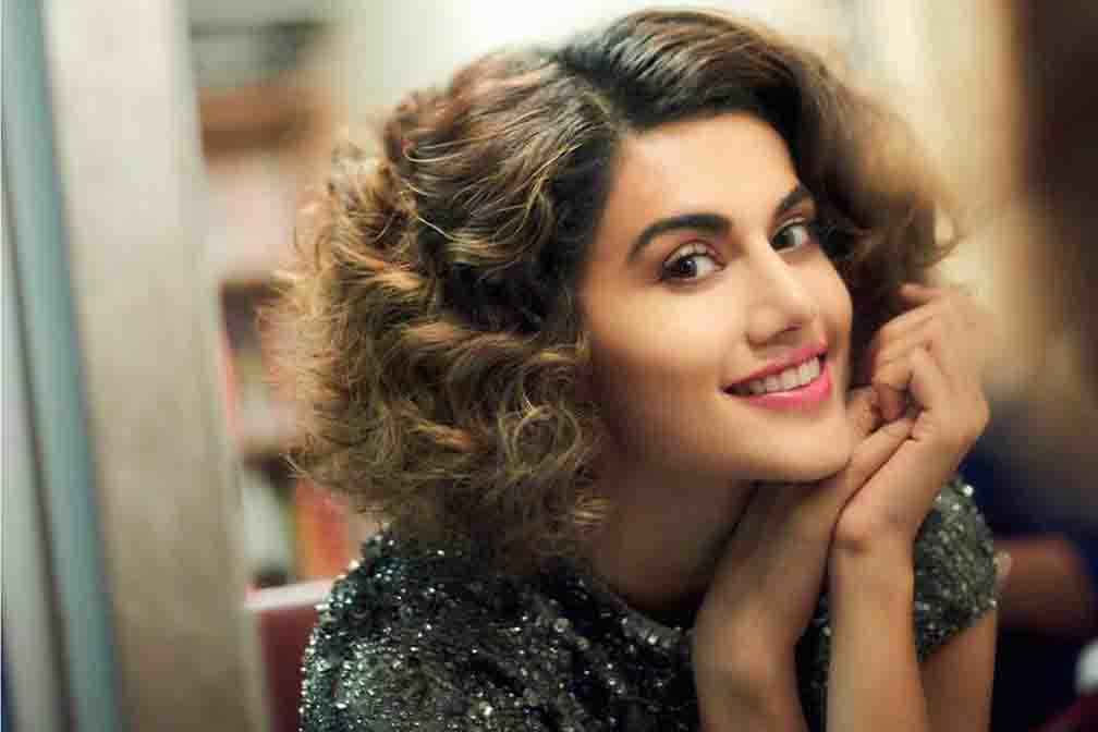 Taapsee Pannu is unable to make a tattoo on her neck even after wishing