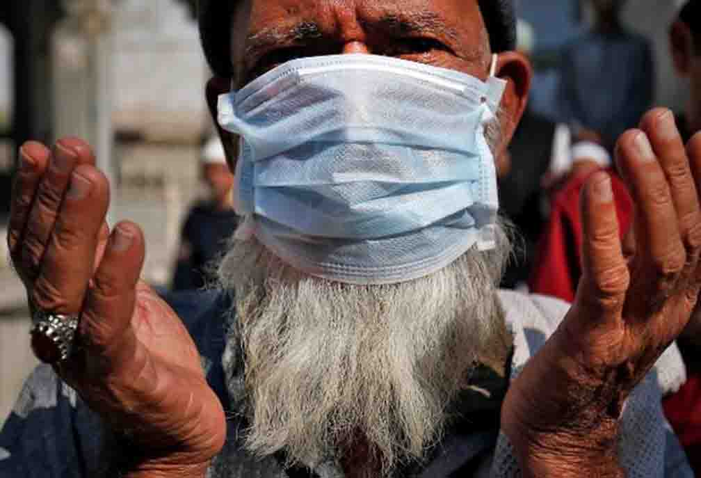 The process of infection in Pakistan is not stopping