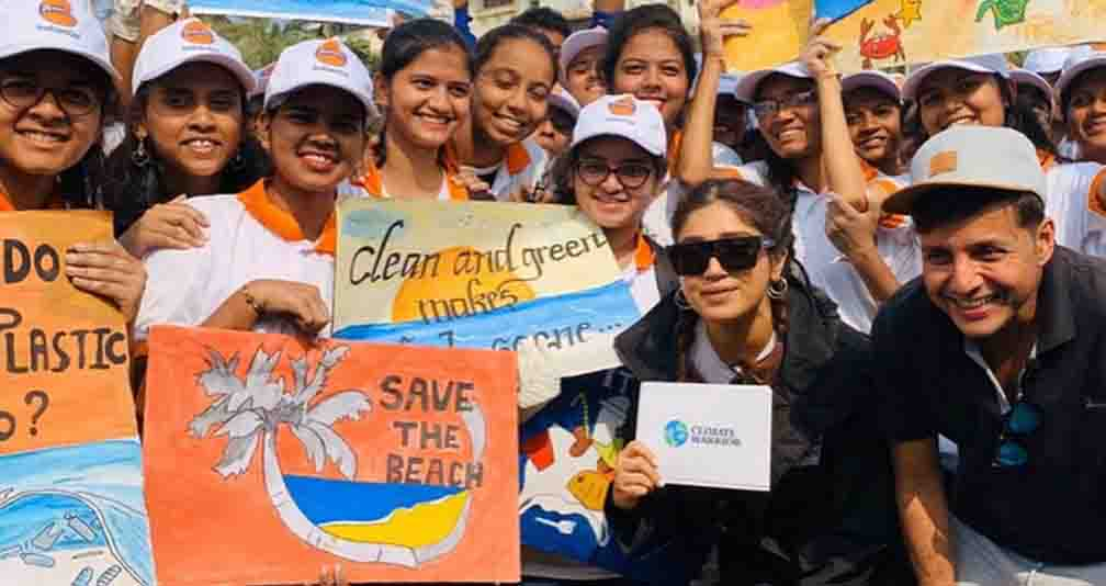 Bhumi Pednekar set up to make people aware of environment