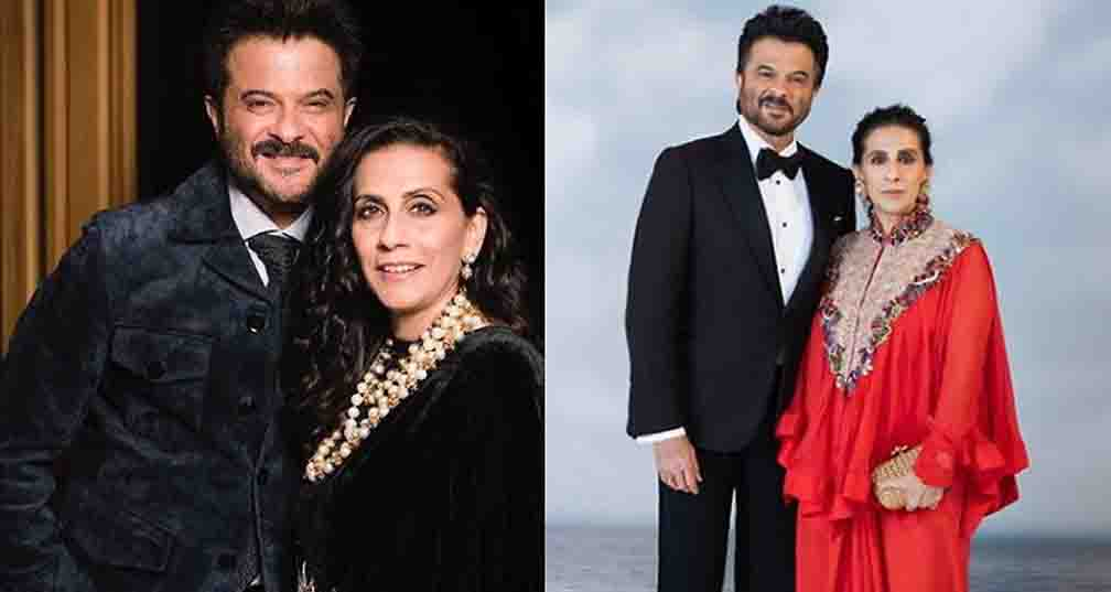 Children made special on Anil Kapoor's wedding anniversary