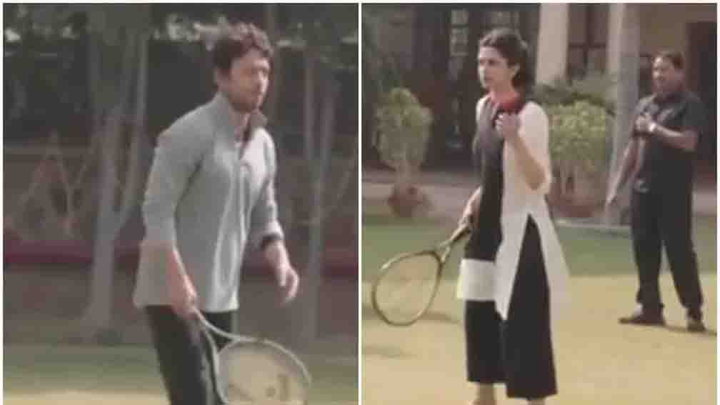 Deepika remembers the tennis game played with Irrfan