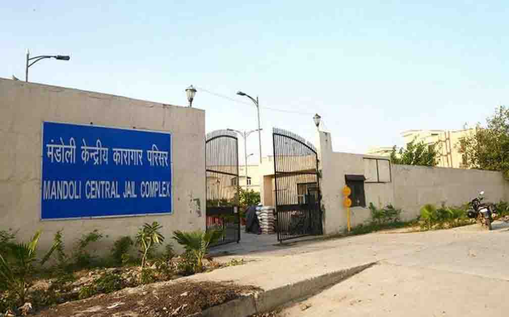 Deputy Superintendent of Mandoli Jail in Delhi in grip of Corona