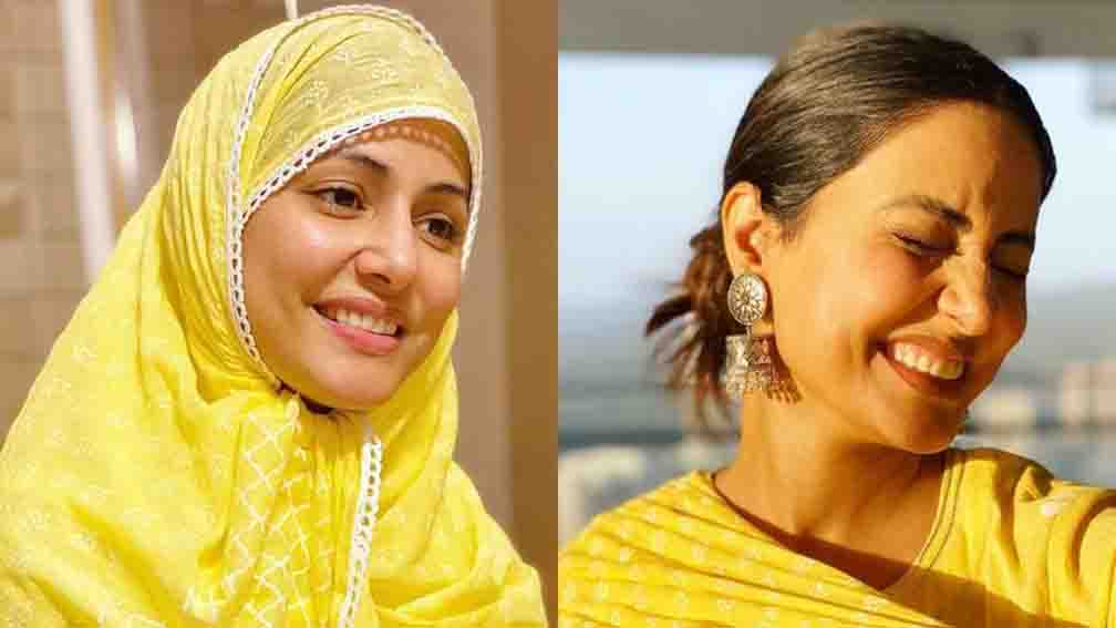 Hina Khan told Ramadan during the lockdown
