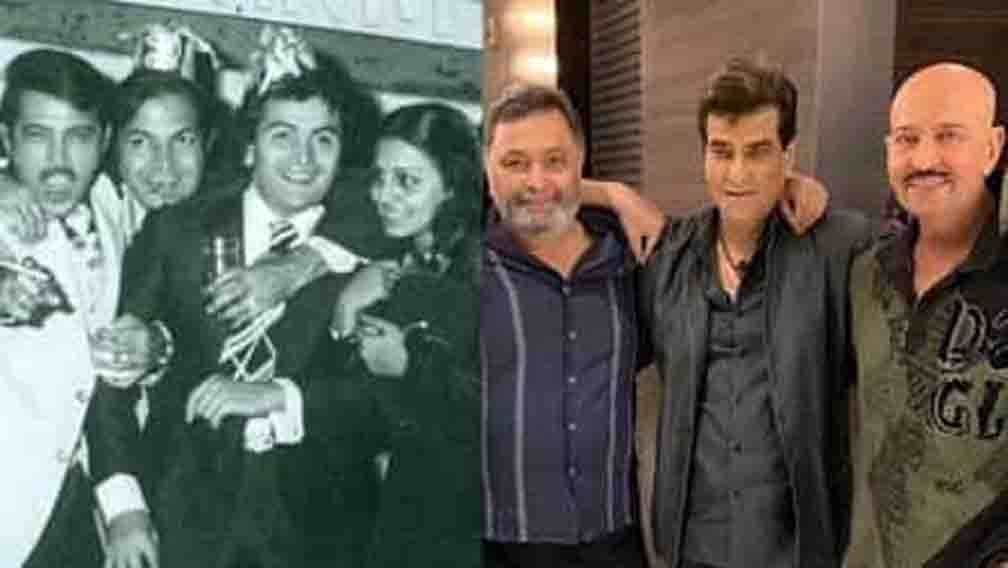 Jitendra expressed grief over the demise of Rishi Kapoor