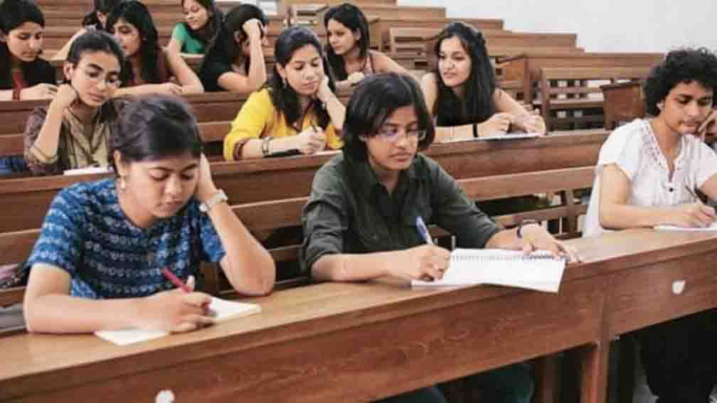 Final semester exams in first week of July