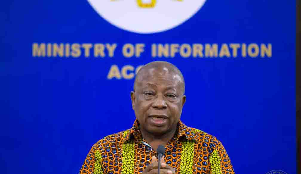 Ghana Health Minister Kwaku Agyemang-Manu infected with Corona