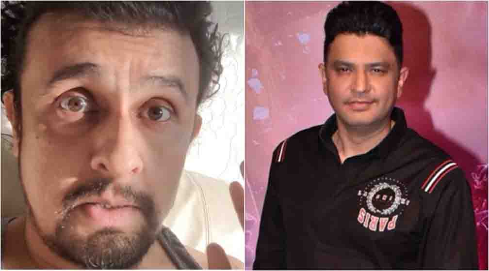 Sonu Nigam, Bhushan Kumar and Marina's connection became the topic of discussion in Bollywood