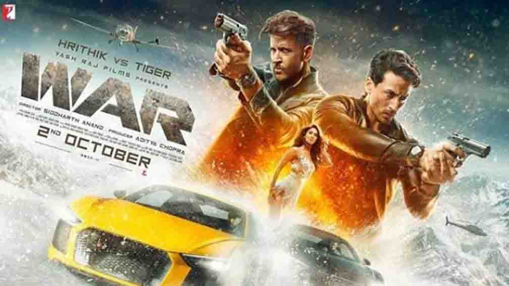 Hrithik-Tiger Starr War to be released in Japan