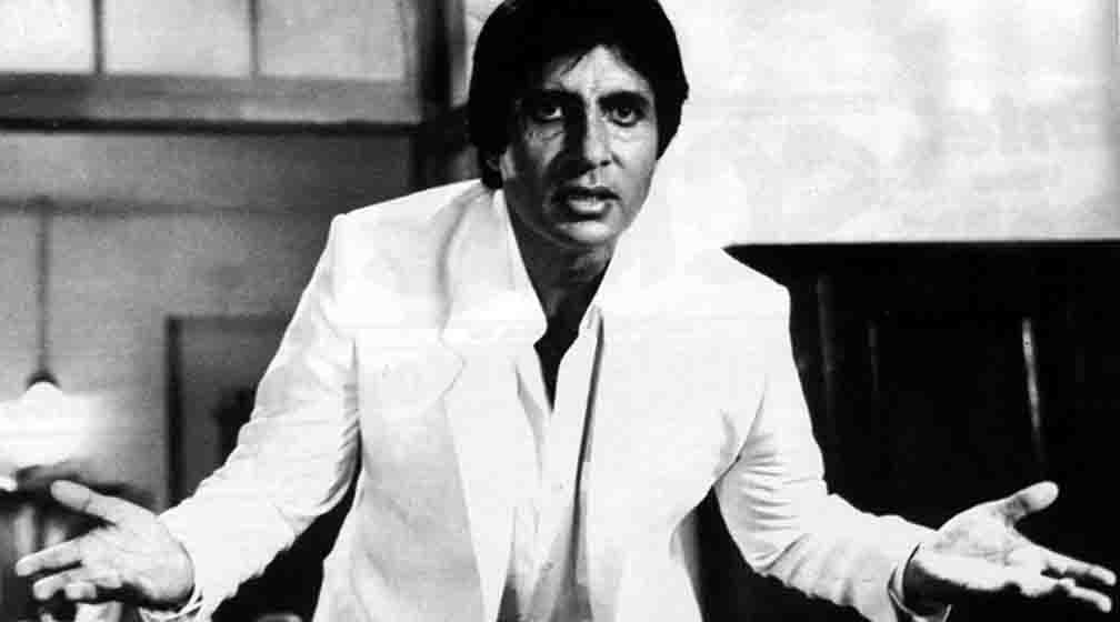 One person said that you would die from Corona, Amitabh expressed his anger