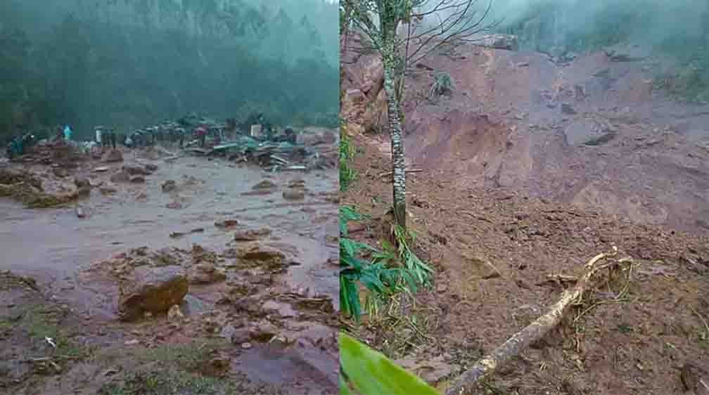 13 killed, more than 70 feared trapped in Kerala landslide