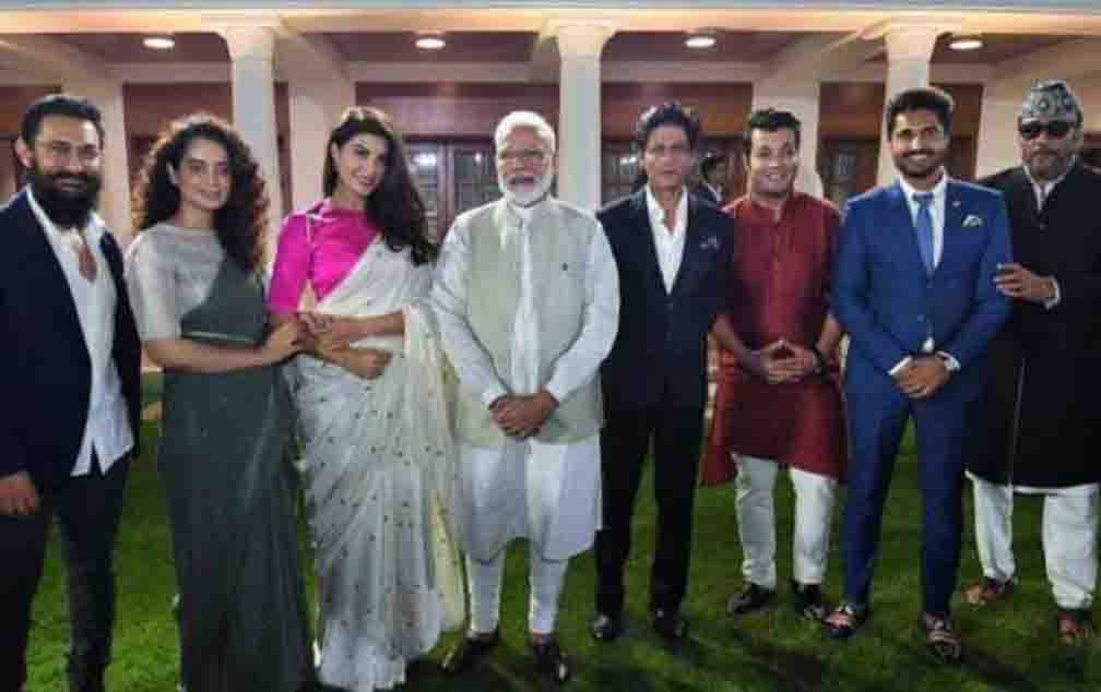 Bollywood wishes Prime Minister Modi on his birthday