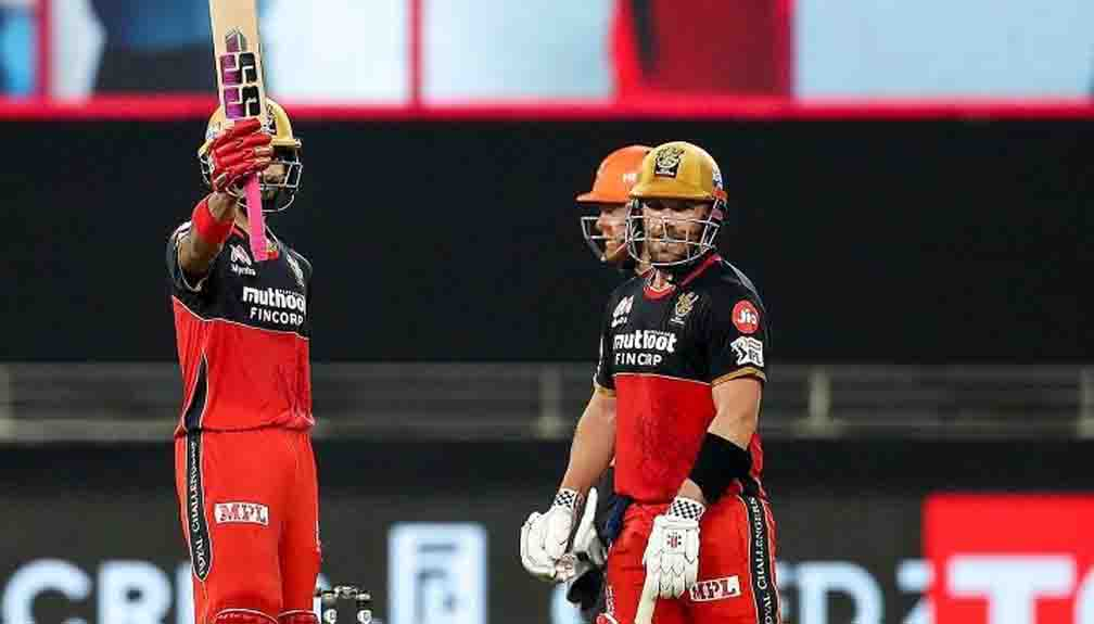 Devdutt Padikkal shares his batting experience with Aaron Finch