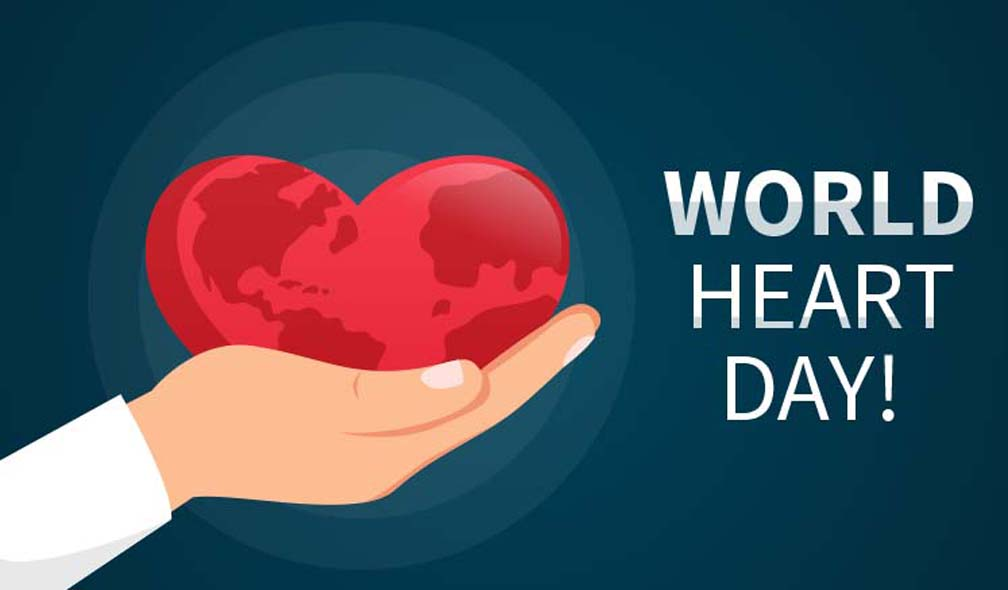Know about prevention of heart disease on World Heart Day