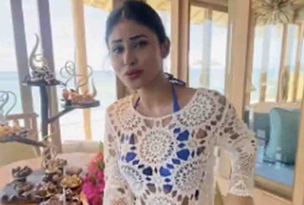 Mouni Roy shares a beautiful video on her 35th birthday