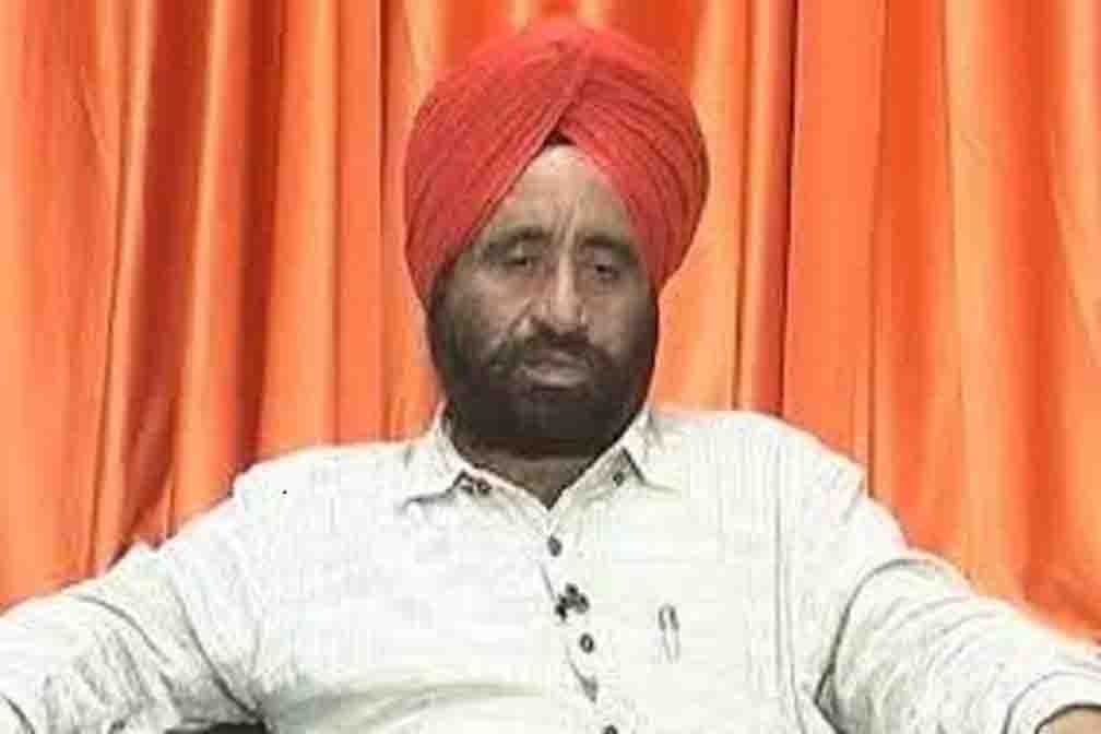 The Corona report of UP Minister of State for Water Power Aulakh came positive