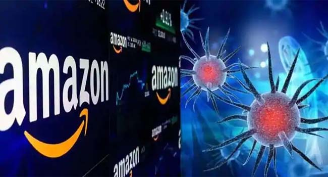 Nearly 20,000 Amazon workers infected with the corona virus