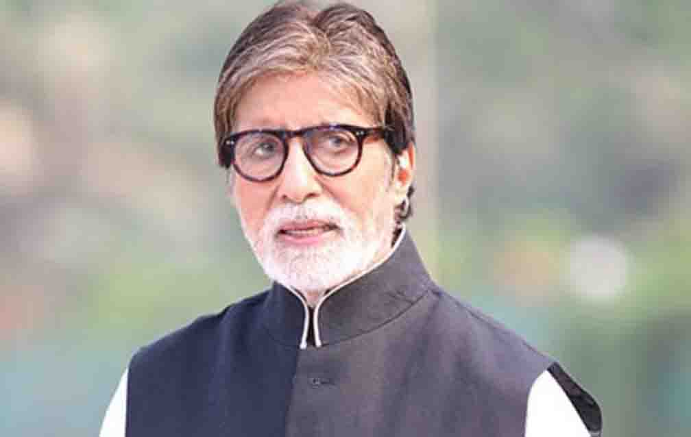 Amitabh shared funny things with friend on social media