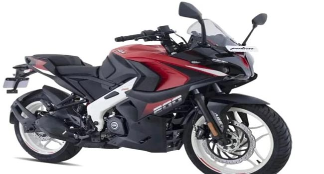 Bajaj introduced new versions of Pulsar NS and Pulsar RS in the festive season
