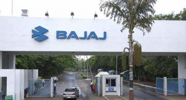 Bajaj Auto's vehicle sales up 10 percent at 4,41,306 units in September