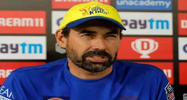 We do not leave our players: CSK coach Fleming