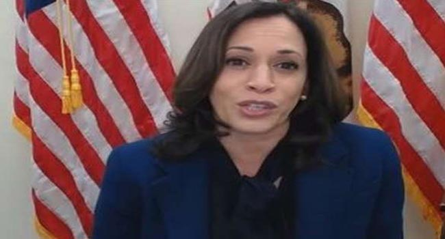 Kamala Harris appealed to voters to vote in large numbers and bring changes in the White House