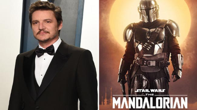 How did Predo Pascal prepare for The Mandalorian