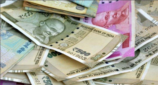 In early trade, the rupee gained 22 paise to 73.54 per dollar.